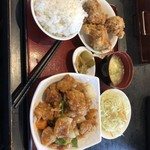 瑞福祥 - 食べきるのに必死になってしまった。