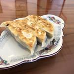 中華料理 王道楼 - 餃子 ¥350