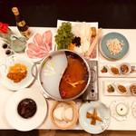 唐苑 - 料理写真:忘年会コース