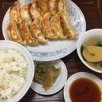 94817819 - 餃子W (´∀`)/ 定食で