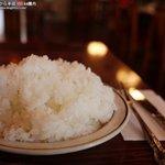 ファミリーレストラン五十番 - 料理写真:ライス大盛り