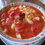 9482635 - 刀削麺(トマトと卵)