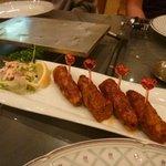 インド料理 ショナ・ルパ - シークカバブ マトン 900円