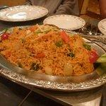 インド料理 ショナ・ルパ - ビリヤニ 1600円