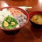 94821491 - 駿河三色丼