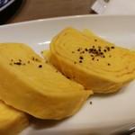 イタリアンバルパステル - トリュフ風味の厚焼き玉子