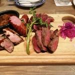 イタリアンバルパステル - 肉盛り【プレミアム】