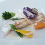 ル・マルカッサン ドール - 金沢の真鯛を使った1皿