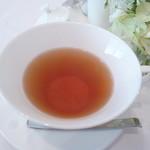 ル・マルカッサン ドール - 私は紅茶を頂きました