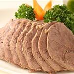唐朝刀削麺 - 牛すね肉の冷菜