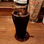 ミ・カシータ - アイスコーヒー♪(+120yen)