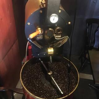 自家焙煎専門店《CoffeeShopMarley》の豆使用!