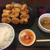 ホワイト餃子 はながさ - 料理写真: