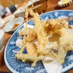 季節料理 こぶし - 天麩羅定食
