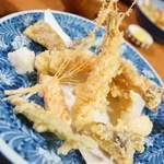 季節料理 こぶし - 天麩羅