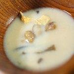 季節料理 こぶし - かじか肝イリ