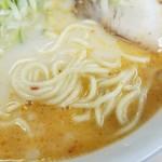 らーめん五丈原 - 麺