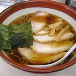 9483134 - チャーシュー麺+半チャーハンセット