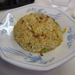 9483135 - チャーシュー麺+半チャーハンセット