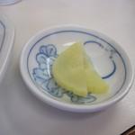 9483136 - チャーシュー麺+半チャーハンセット