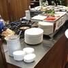 Orchids - 料理写真:卵料理コーナー