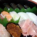 吉江寿司 - ランチお寿司700円