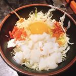 お好み焼き 神蔵 - お好み焼き・イカ