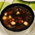 スペイン食堂 石井 - タコのアヒージョ