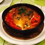 スペイン食堂 石井 - 鱈のトマト煮