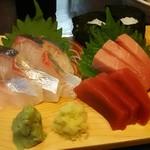 恋湊 - シマアジ、ミナミマグロ