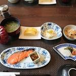 由布の癒 友里 - 料理写真: