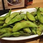 キリンシティ - 茹で上げ枝豆