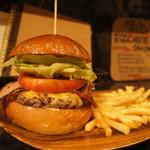 グッド マンチーズ - ベーコンチーズバーガー