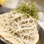 大衆天ぷらtoかすそば風土.はなれ - ざるそば