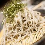 大衆天ぷらtoかすそば風土.はなれ - ざるそば特盛