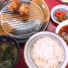 Tempuramatsuo - 料理写真:天ぷら定食