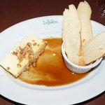 カフェ ラ・ボエム - クリームチーズと黒蜜ソース