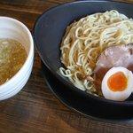 9484998 - 【えび塩つけ麺】大盛り