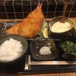 天ぷらチャンピオン - お料理