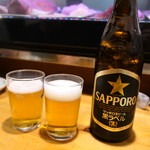 黒尊 - 瓶ビール