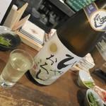 酒商 熊澤 - 秀よし 純米 ひやおろし