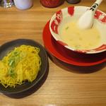 熟成極豚ラーメン 一番軒 - 中華麺(替え玉)