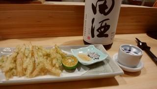 ぶるぼん 本日は日本酒で