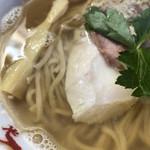 94842111 - 煮干しスープ(大つけ麺博2018)