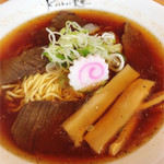 koi koi 食堂 - 料理写真:きみまち煮干し桜中華