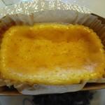 山田牧場 - 濃厚チーズケーキも美味しかったけどお勧めはソフトクリーム。後味はすっきりだけどとてもミルキー。美味しかったです。