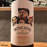 肉バルサンダー - WINE MEN OF GOTHAM SHIRAZ 2015