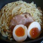 9485002 - 【えび塩つけ麺】大盛り(アップ)