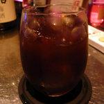 ヤッサイ モッサイ - 「雑賀」(さいか)黒糖梅酒
