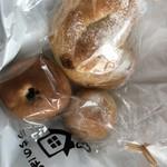 うちのぱん - 料理写真: